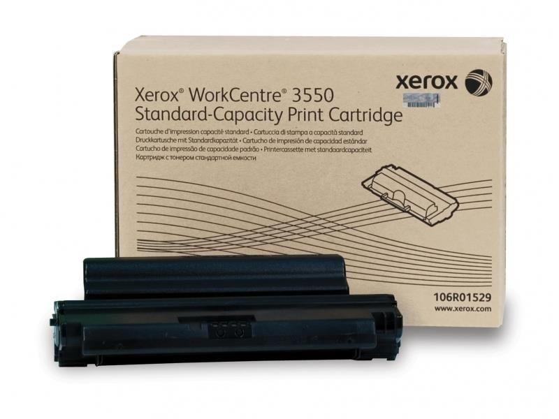 Xerox Toner black | 5 000str | WorCentre 3550