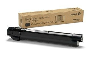 Xerox Toner black | 25 000str | WorkCentre 7425/7428/7435