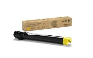 Xerox Toner yellow | 15 000str | WorkCentre 7425/7428/7435