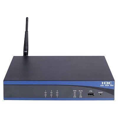 HP MSR900 2-port FE WAN / 4 -port FE LAN Router
