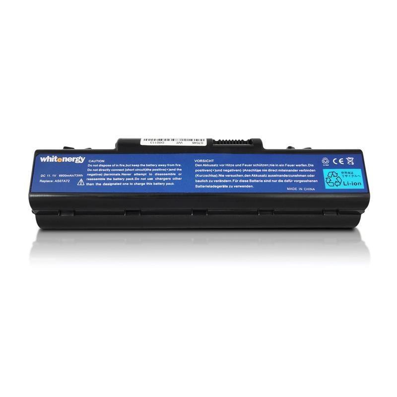 Whitenergy HC bateria do laptopa Acer Aspire 4310 11.1V Li-Ion 6600mAh