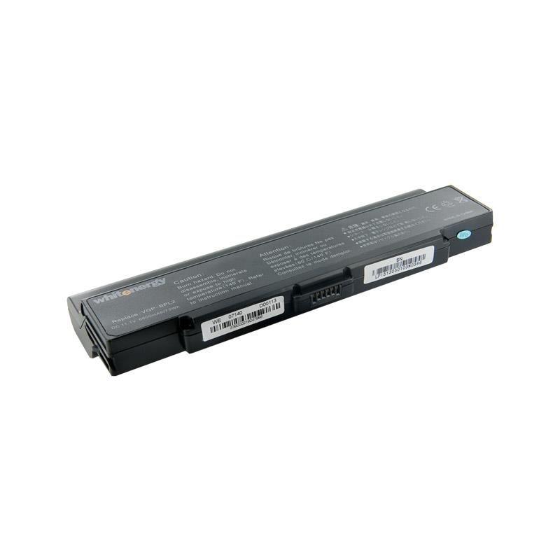 Whitenergy HC bateria do laptopa Sony BPS2 / BPL2 11.1V Li-Ion 6600mAh czarna