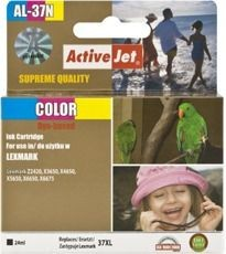 ActiveJet Tusz ActiveJet AL-37N | Color | 24 ml | Lexmark 18C2180