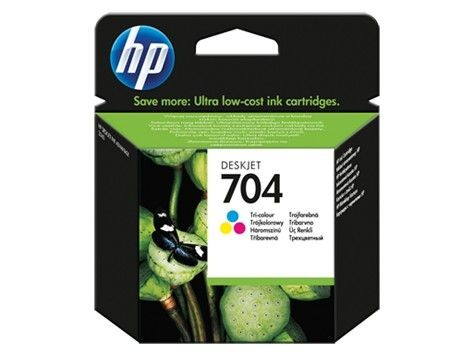 HP Tusz HP 704 tri-colour