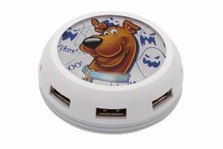 ModeCom hub USB UFO - GHOST7 - SCOOBY DOO