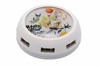 ModeCom hub USB 7-portowy UFO STREET7HUB - LOONEY TUNES