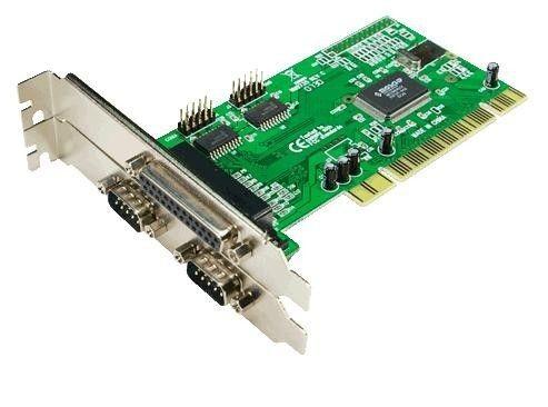 LogiLink PC0018 karta PCI 1xLPT + 2xRS