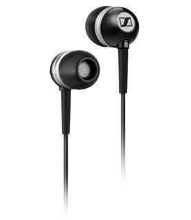 Sennheiser CX 300 II Precision Black słuchawki douszne, dokanałowe