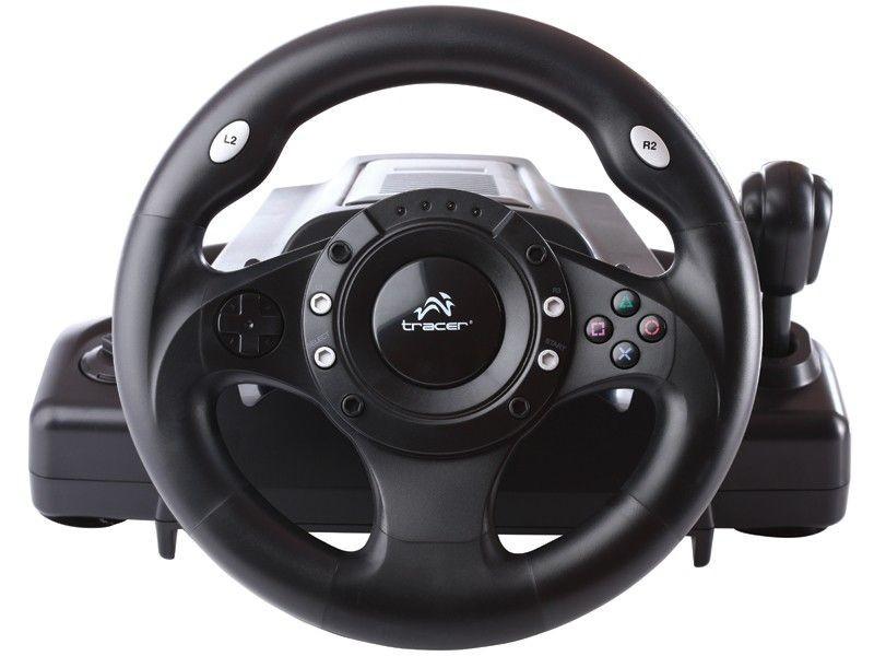 Tracer Kierownica Drifter USB/PS2/PS3 + GRA