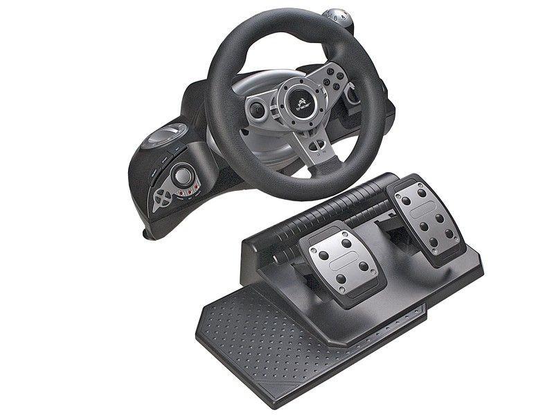 Tracer Kierownica Zonda PS/PS2/PS3/USB
