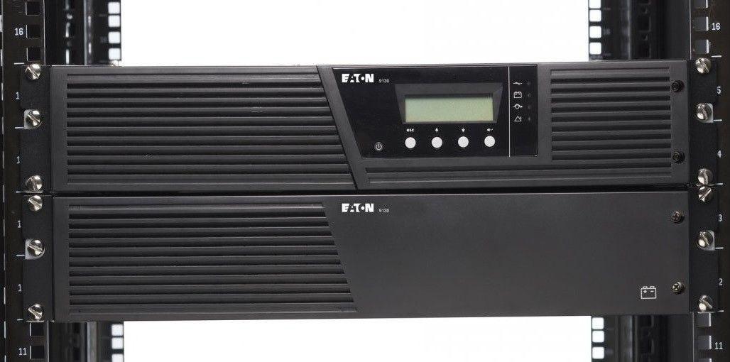 Eaton bateria zewnętrzna 9130N1000R-EBM2U do zasilacza 9130 1000VA Rack 2U