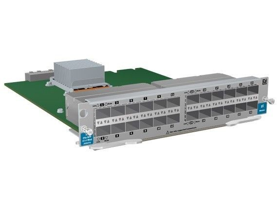 HP ARUBA 24-port SFP v2 zl Module J9537A