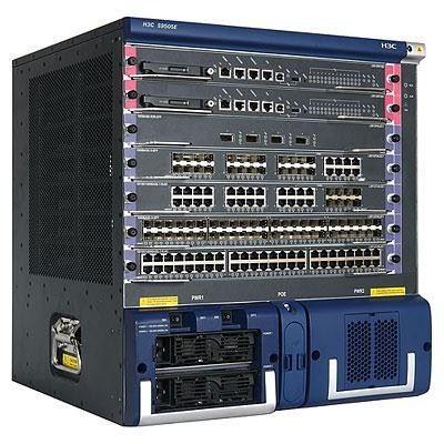 HP A9500 VPN Firewall Module