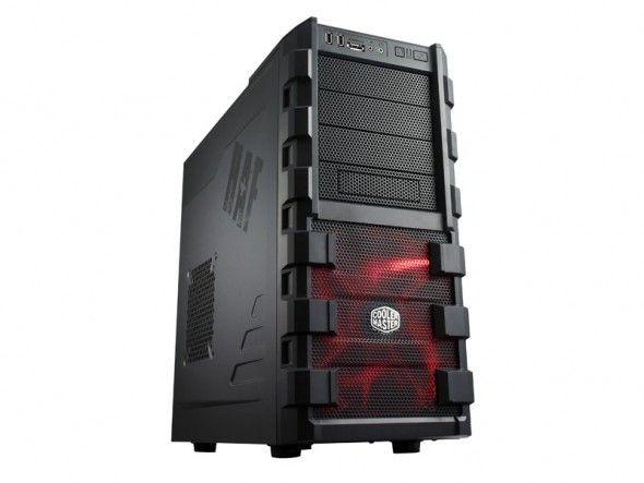 Cooler Master HAF 912 Plus (czarna, bez zasilacza)
