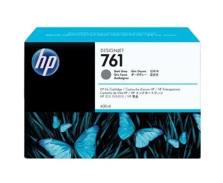 HP 761 400ml Dark Gray Ink Cartridge