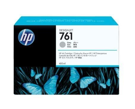 HP 761 400ml Gray Ink Cartridge
