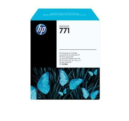 HP no.771 Designjet Maintenance Cartridge
