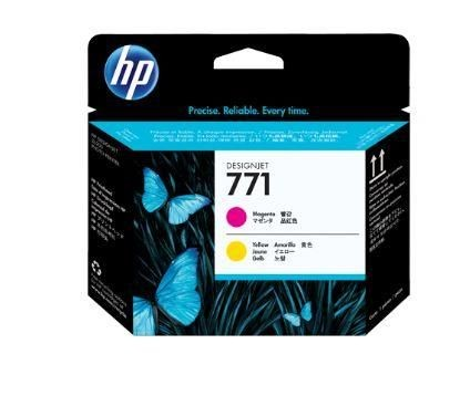 HP no.771 Magenta/Yellow Designjet Printhead