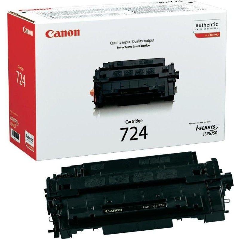 Canon Toner CRG724 | LBP6780x