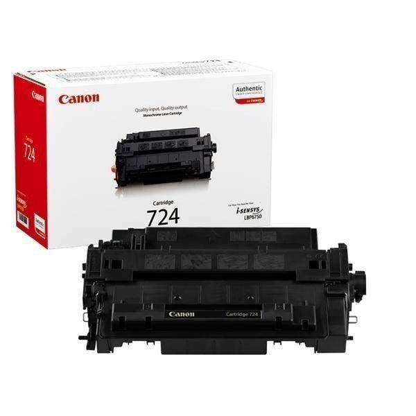 Canon Toner CRG724H | LBP6780x