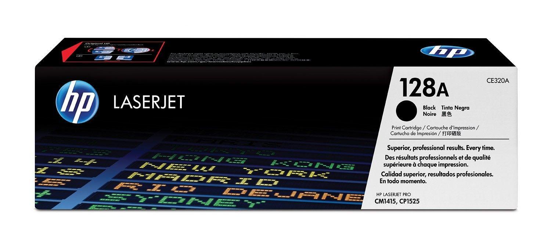 HP Toner HP 128A black | 2000str | LaserJet Pro CP1525/CM1415fn MFP
