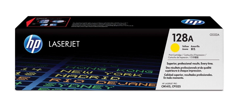 HP toner 128A yellow (1300str, LaserJet Pro CP1525/CM1415fn MFP)
