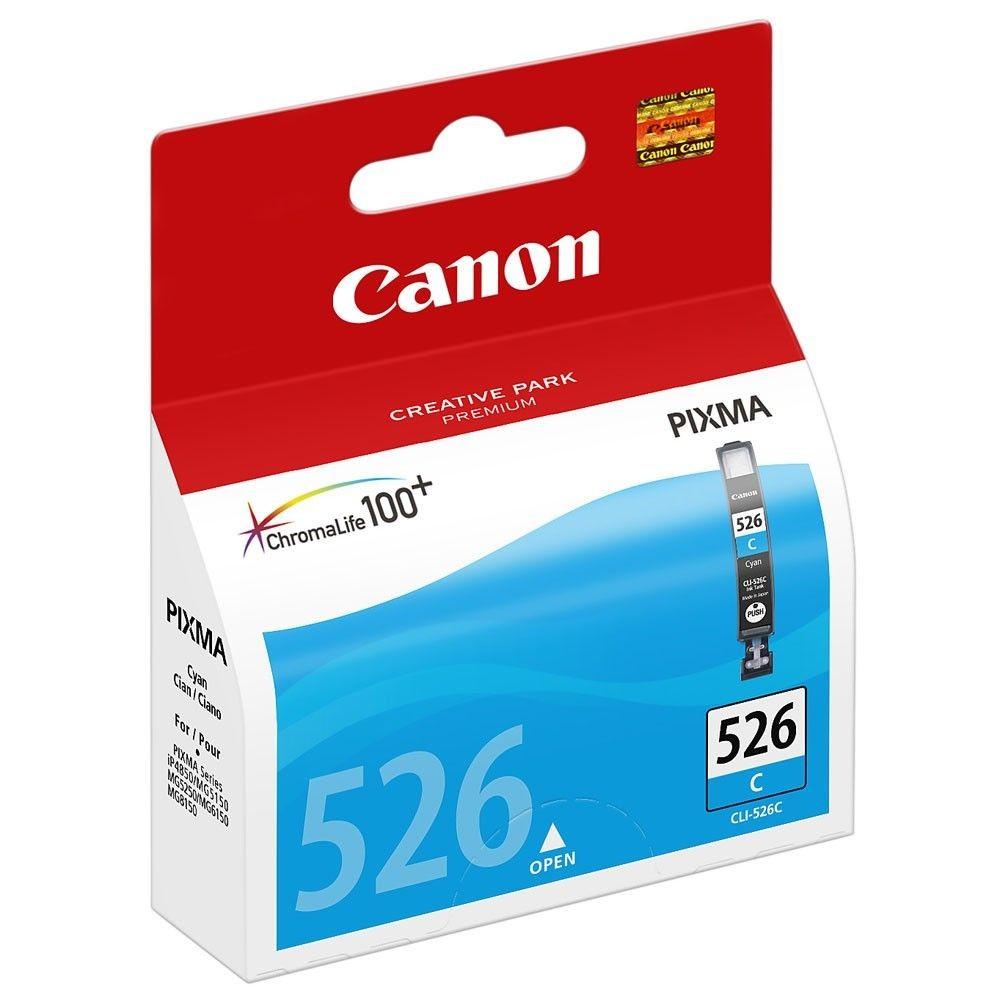 Canon Tusz CLI526C cyan | MG5150/MG5250/MG6150/MG8150
