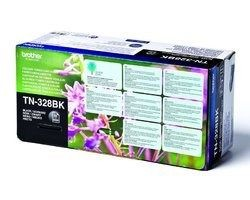 Brother Toner TN328BK black | 6 000str | HL 4570CDW / DCP-9270CDN