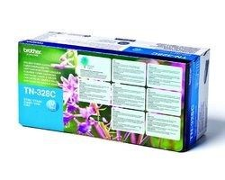 Brother Toner TN328C cyan | 6 000str | HL 4570CDW / DCP-9270CDN