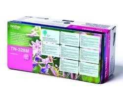 Brother Toner TN328M magenta | 6 000str | HL 4570CDW / DCP-9270CDN