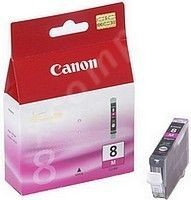 Canon tusz CLI8M magenta BLISTER with security (13ml, iP3300/4200/4300/5200/5300/6600/6700)
