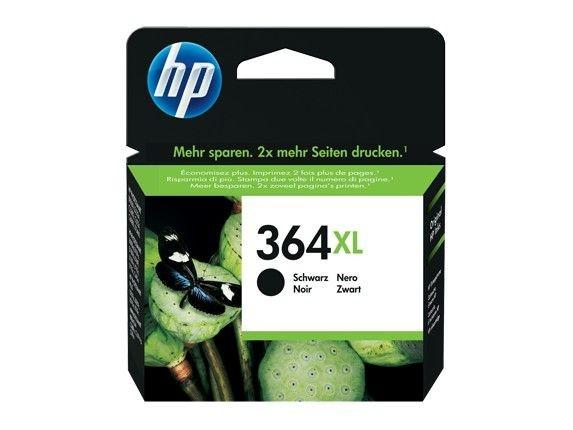 HP tusz 364XL black (18ml, PS C6380/D5460/B8850)