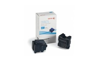 Xerox Kostki Solid Ink cyan x2 | 4 400str | ColorQube 8570