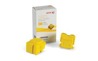 Xerox Kostki Solid Ink yellow x2 | 4 400str | ColorQube 8570