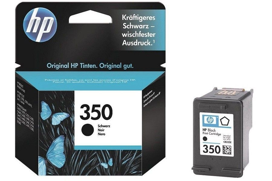 HP tusz 350 black Vivera do PS C4580 C5280 D5360