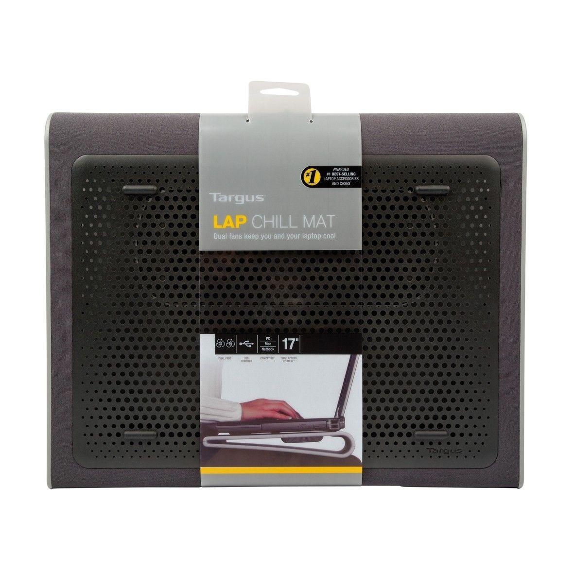 Targus Lap Chill Mat ergonomiczna podstawka chłodząca do notebooka 15.4'' - 17'