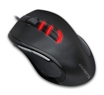 Gigabyte Mysz gamingowa M6900, czarna