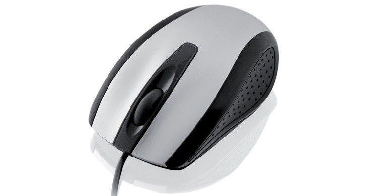 I-BOX MYSZ I-BOX FINCH OPTYCZNA PRZEWODOWA, USB SILVER