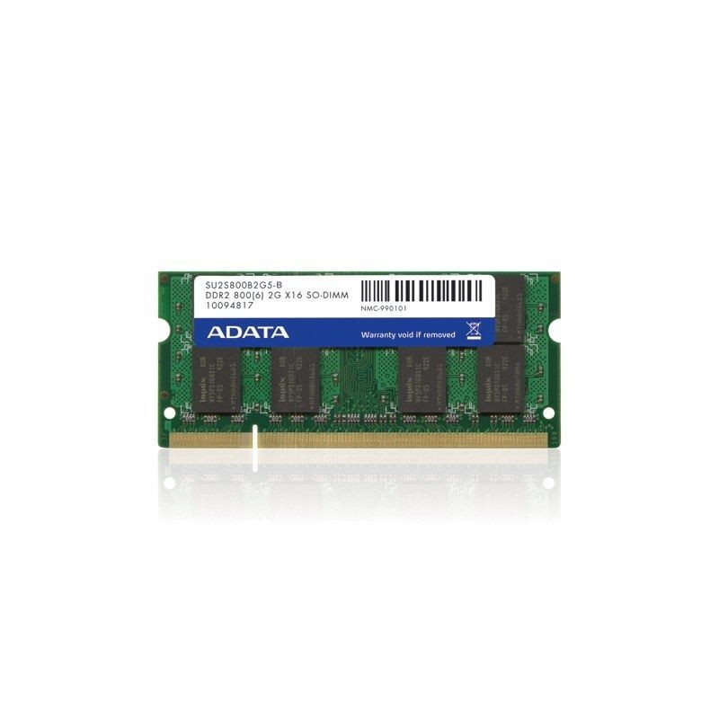 A-Data SODIMM DDR2 2GB 800MHz CL6