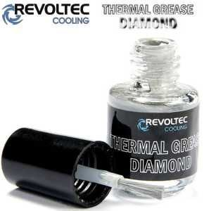 Revoltec Thermal Grease Diamond,pasta termiczna, 6 g