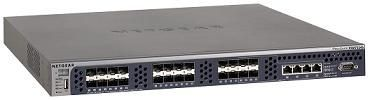 Netgear M7300-24XF, 10G L2+ 24-Port SFP+, 4x10GE Managed Switch (XSM7224S)