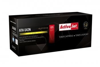 ActiveJet Toner ActiveJet ATH-542N | Yellow | 1600 str. | HP CB542A