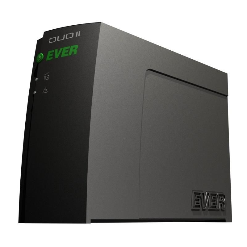 Ever UPS Ever OFF-L Duo II 500VA 4xIEC RJ LED Bl