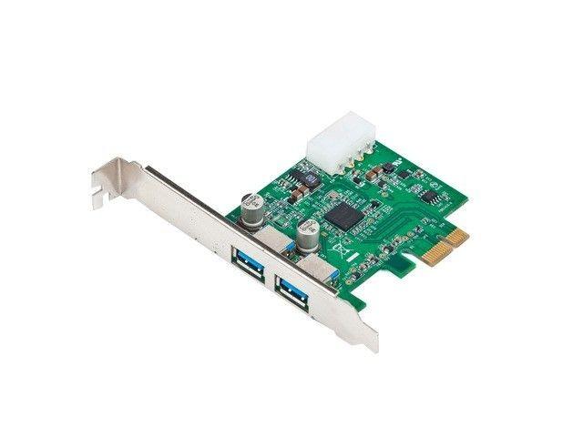 Gembird karta PCI-E -> USB 3.0 2-porty