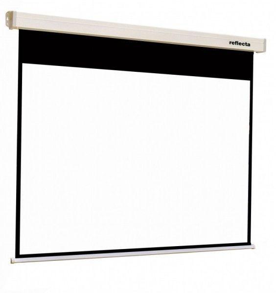 Reflecta ekran projekcyjny Crystal Line Rollo (sufitowy ścienny rozwijany ręcznie 156x117cm)