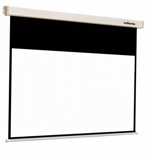 Reflecta ekran projekcyjny Crystal Line Rollo (sufitowy ścienny rozwijany ręcznie 156x88cm)