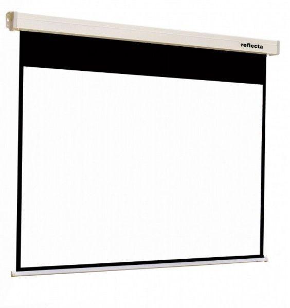 Reflecta ekran projekcyjny Crystal Line Rollo (sufitowy ścienny rozwijany ręcznie 196x147cm)