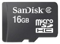 SanDisk Sandisk micro SDHC SDSDQM-016G-B35 16GB Class 4