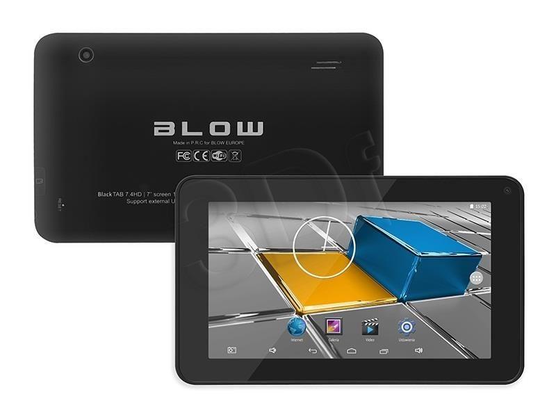 BLOW Tablet Blacktab7.4Hd 5900804081326 ( 7 0 ; 8GB ; WiFi ; kolor czarny )