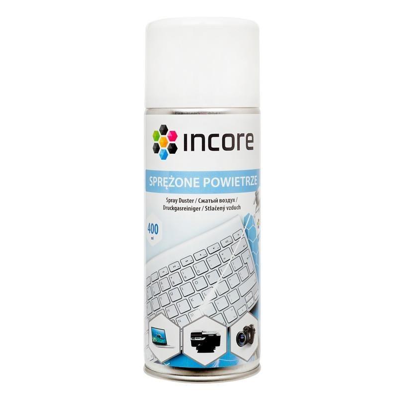 Incore Sprężone powietrze 400 ml spray
